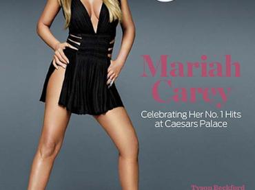#1 To Infinity di Mariah Carey: debutto disastroso