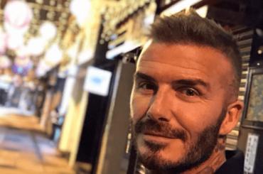 43 anni di David Beckham – pioggia di pacchi e chiappe celebrative