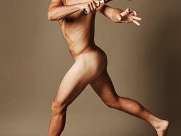 Stan Wawrinka  nudo su  ESPN naked issue