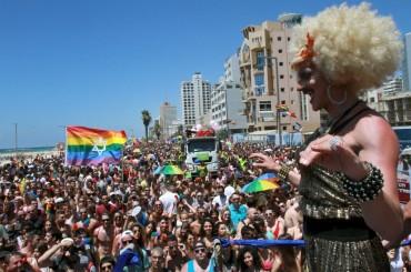 Tel Aviv Pride 2015, 200.000 in piazza con Conchita Wurst
