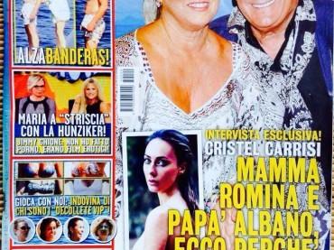 Antonio Banderas eccitato in barca