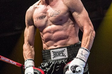 Southpaw, video allenamento per Jake Gyllenhaal