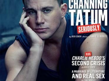 Channing Tatum balla VOGUE di Madonna per Vanity Fair – video