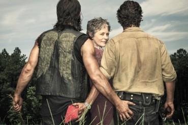 The Walking Dead, palpatina gaya tra Daryl e Rick su  Entertainment Weekly