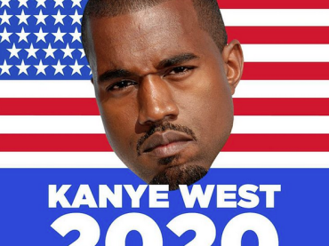 VMA 2015, Kanye West si candida alla CASA BIANCA del 2020