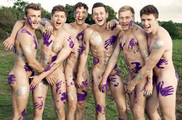 Warwick Rowers 2016, il calendario – foto e backtage