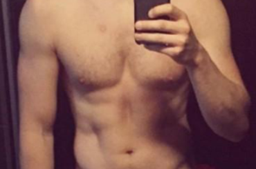 Russell Tovey gnocco su Instagram