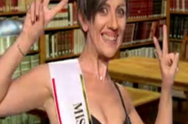 Quelli Che, Lucia Ocone è Alice Sabatini – MISS ITALIA 2015 – video