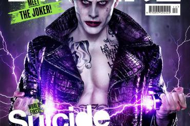 Suicide Squad, Jared Leto è il JOKER sulla cover di EMPIRE