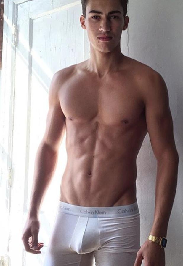 Foto di nudo di modelli
