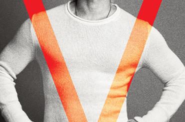 Brad Pitt meraviglioso su V Magazine