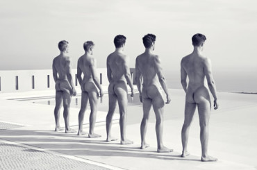 Warwick Rowers 2016, le foto hot del calendario
