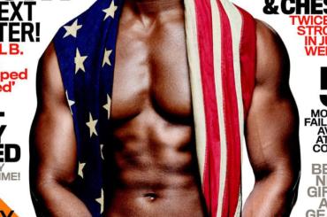 Michael B. Jordan gnocco muscoloso su Men's Fitness – foto