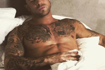 Duncan James, nuove foto 'hot' su Instagram