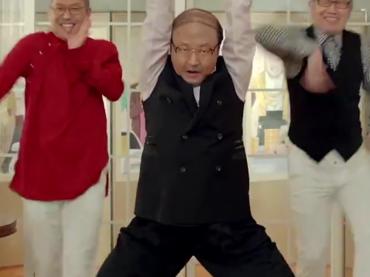 DADDY, il nuovo video di PSY (feat. 2NE1)