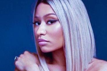 Nicki Minaj mette in mostra la gnagna su Instagram