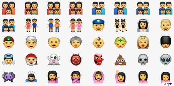 Gay Apple Emojis Investigated In Russia: Russia, Le Emoticon Glbtq IPhone NON Sono Propaganda Gay