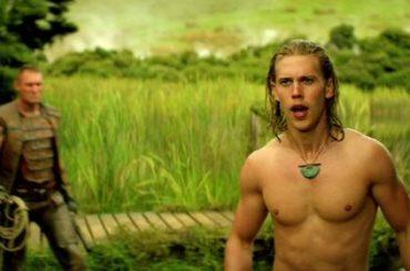 The Shannara Chronicles, Austin Butler subito gnocco nelle prime puntate – foto