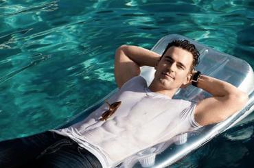 Matt Bomer bagnato e fisicato sulla cover di Men's Fitness – il video backstage | Spetteguless