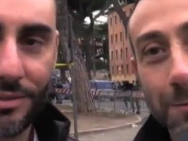 #FamilyDay2016, coppia gay ESPULSA dal Circo Massimo – il video