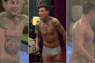 Celebrity Big Brother Uk 2016, nudi e durelli formato GIF