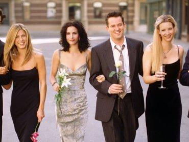Friends, la HBO prepara una puntata speciale per i 25 anni con tutto il cast originale