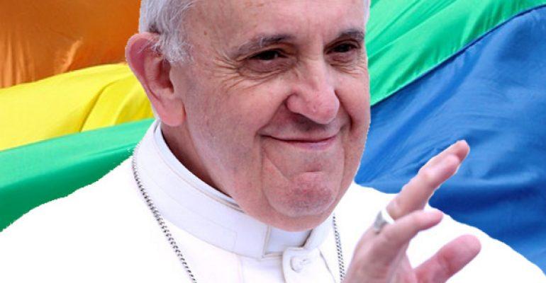 """Papa Francesco a un ragazzo gay: """"Dio ti ama e ti ha fatto così"""""""