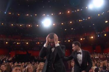 #Oscar 2016, trionfo Sam Smith che batte Lady Gaga: 'dedico questo premio a tutti i gay'