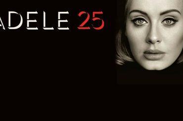 25 di Adele, ritorno in testa BILLBOARD – 8 milioni di copie vendute solo in America