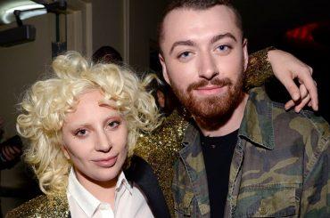 Lady Gaga dice SI' ad un duetto con Sam Smith
