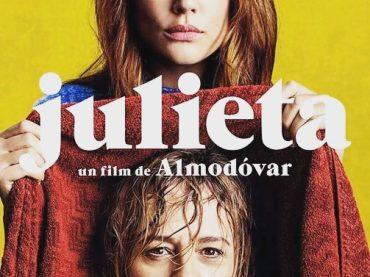 Julieta, poster ufficiale per il nuovo film di Pedro Almodovar