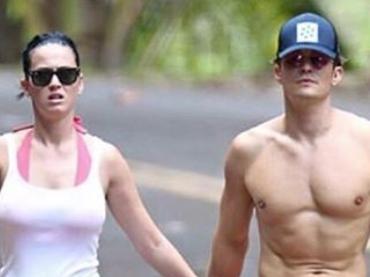 Katy Perry e Orlando Bloom mano nella mano in vacanza