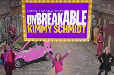 Unbreakable Kimmy Schmidt 2, nuovo spot rainbow