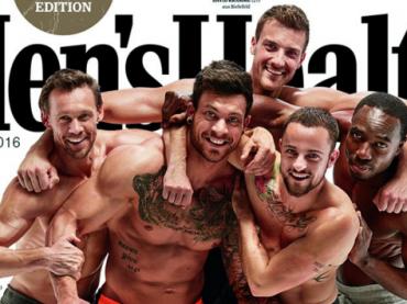 Men's Health, la prima storica cover europea con un uomo transgender