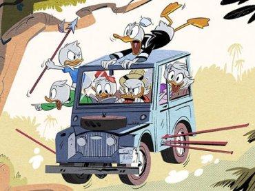 DuckTales, arriva la prima storica famiglia arcobaleno della serie DISNEY
