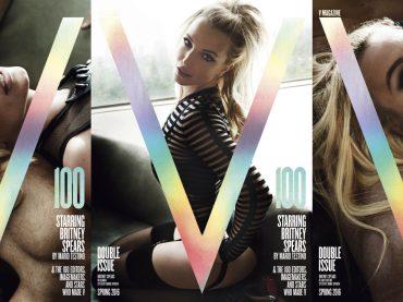 Britney Spears su V Magazine: il nuovo album in primavera
