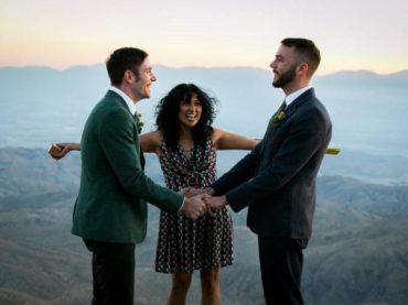 EastSiders, Kit Williamson e John Halbach si sono sposati