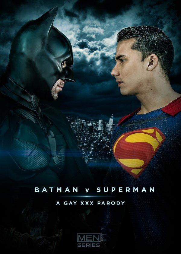 Batman vs superman parody sex