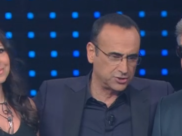 I Migliori Anni, l'epica reunion di Aleandro Baldi e Francesca Alotta con Non Amarmi – video