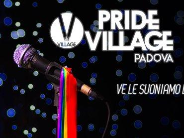 Padova Pride Village 2016, il programma – Noemi canta la sigla: si parte il 17 giugno