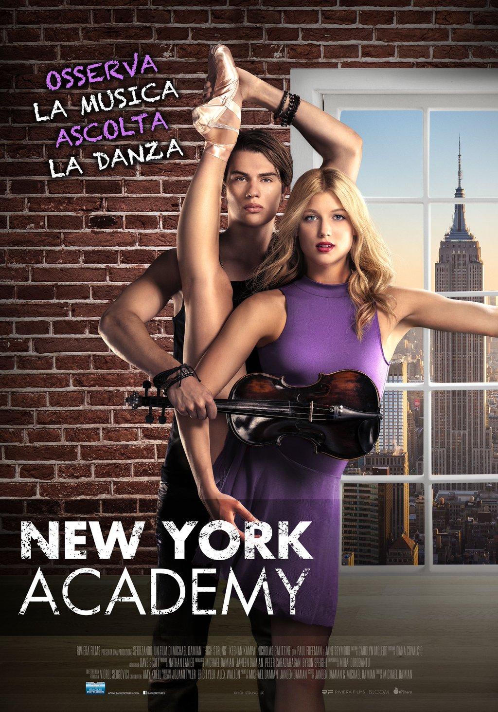Risultati immagini per immagine di new york academy