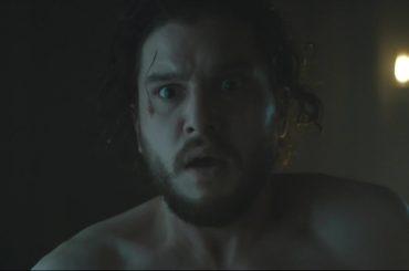 Game of Thrones, Kit Harington nudo – foto