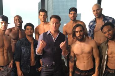 Magic Mike Live, ecco il cast di spogliarellisti che si esibirà a Las Vegas