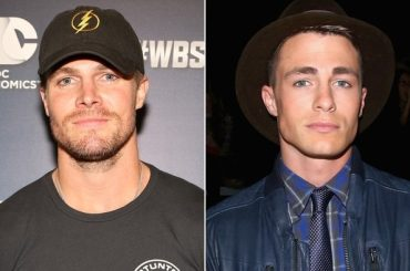 Arrow, Stephen Amell commenta il coming out di Colton Haynes