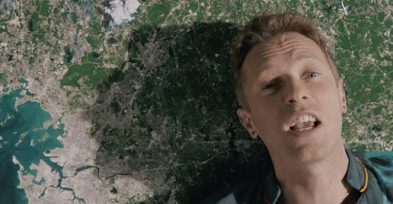 'Up & Up', il nuovo stupendo video dei Coldplay