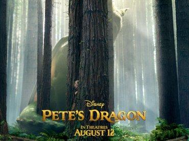 Il Drago Invisibile, primo trailer e poster per il live-action Disney