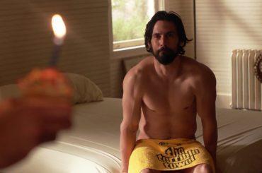 This Is Us, Milo Ventimiglia subito nudo nella nuova serie NBC – video