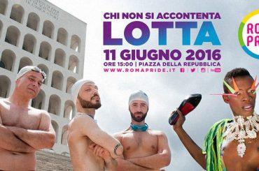 Roma Pride 2016, Simili di Laura Pausini inno ufficiale