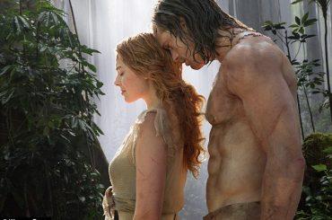 Tarzan, Alexander Skarsgard è troppo bono per esser vero nelle nuove foto ufficiali