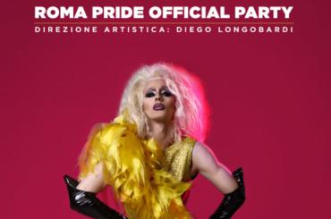 Roma Pride 2016, 10 giorni di eventi con Gay Croisette e festone ADORO al Gay Village